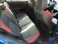 Carbon Black Rear Seat Photo for 2015 Subaru WRX #93847735