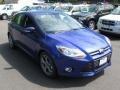 Performance Blue 2014 Ford Focus SE Hatchback