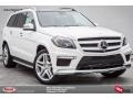 Polar White 2014 Mercedes-Benz GL 550 4Matic