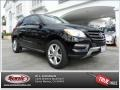 Black 2012 Mercedes-Benz ML 350 4Matic