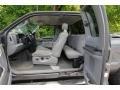 2004 Dark Shadow Grey Metallic Ford F250 Super Duty XLT SuperCab 4x4  photo #13