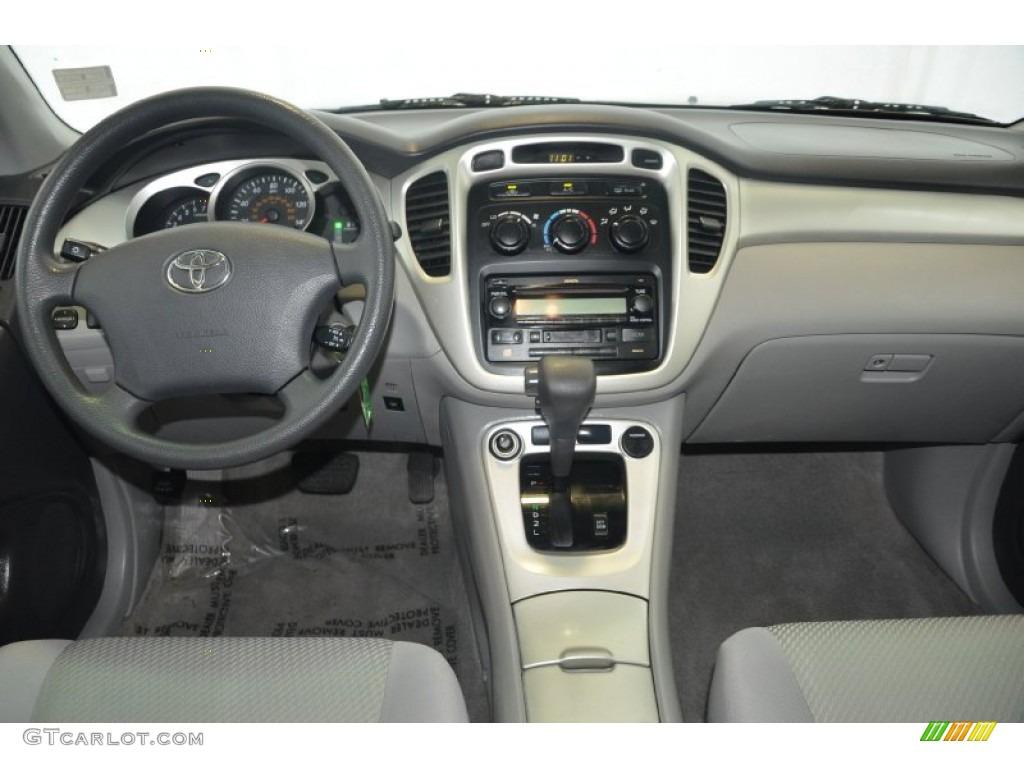 2006 Millenium Silver Metallic Toyota Highlander I4 93869736 Photo 18 Car