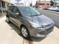 2014 Sterling Gray Ford Escape SE 1.6L EcoBoost 4WD  photo #3