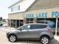 2014 Sterling Gray Ford Escape SE 1.6L EcoBoost 4WD  photo #7