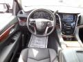 2015 Cadillac Escalade Jet Black Interior Dashboard Photo