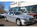Titanium Silver Metallic 2013 BMW 5 Series 528i xDrive Sedan
