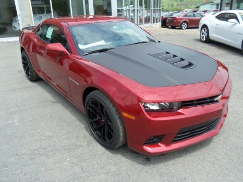 2014 Chevrolet Camaro SS Coupe Data, Info and Specs