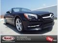2014 Black Mercedes-Benz SL 550 Roadster #93896444