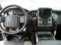 Black 2015 Ford F350 Super Duty Interiors