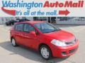 Red Alert 2012 Nissan Versa 1.8 S Hatchback