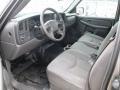 2006 Graystone Metallic Chevrolet Silverado 1500 LS Extended Cab  photo #5
