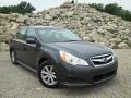 Graphite Gray Metallic 2011 Subaru Legacy Gallery