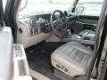 2004 H2 SUV Wheat Interior