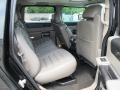 Rear Seat of 2004 H2 SUV