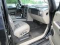 Dashboard of 2004 H2 SUV