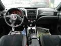 2011 Subaru Impreza STI  Black/Alcantara Interior Dashboard Photo