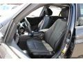 Black Front Seat Photo for 2014 BMW 3 Series #93940251