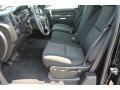 2013 Black Chevrolet Silverado 1500 LT Extended Cab  photo #8