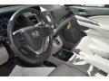 2014 Alabaster Silver Metallic Honda CR-V EX-L  photo #6