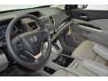 2014 Alabaster Silver Metallic Honda CR-V EX-L  photo #10