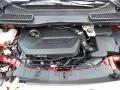 2014 Sunset Ford Escape SE 1.6L EcoBoost  photo #12