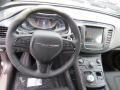 Black Steering Wheel Photo for 2015 Chrysler 200 #93998281
