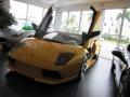 Giallo Evros (Yellow) 2006 Lamborghini Murcielago Roadster
