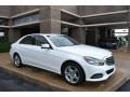 Polar White 2014 Mercedes-Benz E E250 BlueTEC 4Matic Sedan