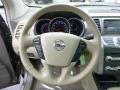 2011 Tinted Bronze Nissan Murano SV AWD  photo #16