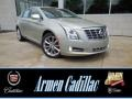 Silver Coast Metallic 2014 Cadillac XTS Luxury FWD