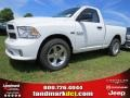 2014 Bright White Ram 1500 Express Regular Cab #94054081