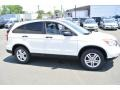 2011 Taffeta White Honda CR-V EX 4WD  photo #4
