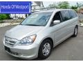 Silver Pearl Metallic 2006 Honda Odyssey EX-L