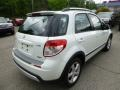 White Water Pearl - SX4 Crossover Touring AWD Photo No. 5