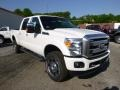 White Platinum 2015 Ford F350 Super Duty Gallery