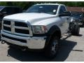 Bright White 2014 Ram 5500 ST Regular Cab 4x4 Chassis