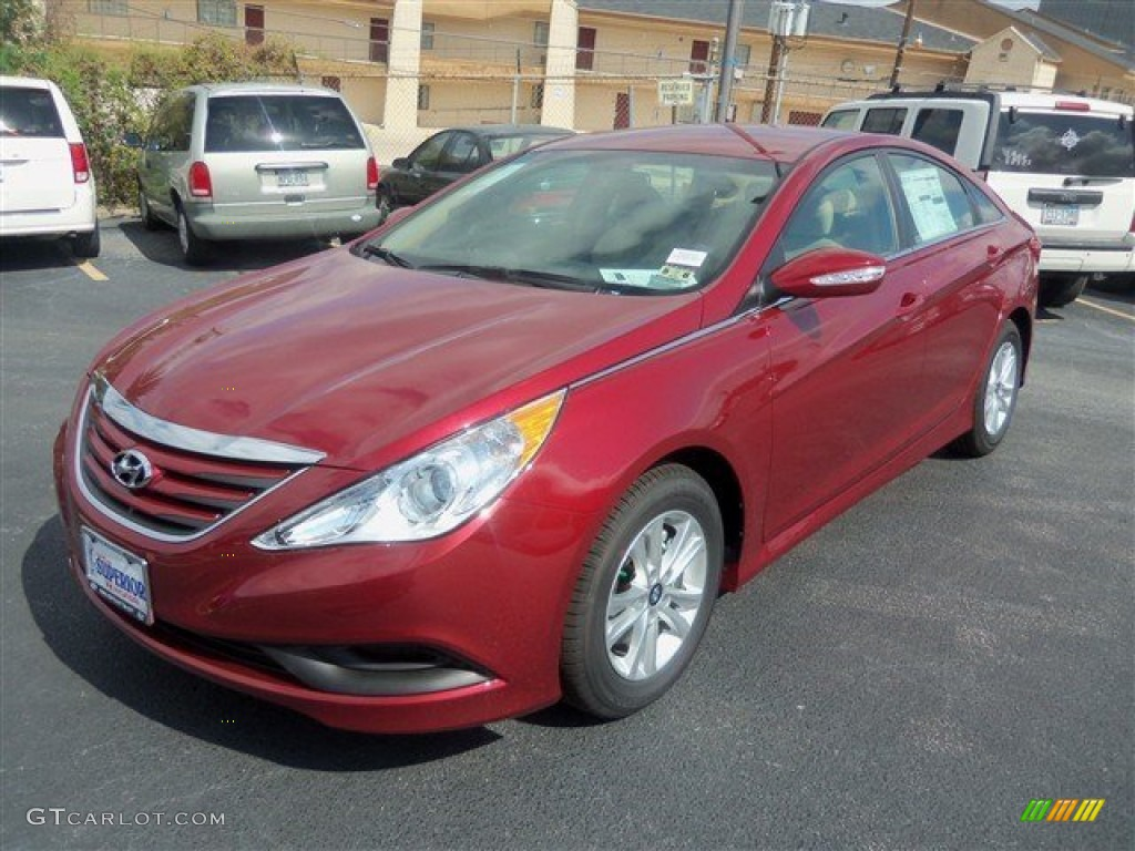 2014 venetian red hyundai sonata gls 94090124 car color galleries. Black Bedroom Furniture Sets. Home Design Ideas