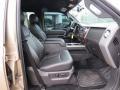 2012 Pale Adobe Metallic Ford F250 Super Duty Lariat Crew Cab 4x4  photo #18