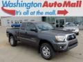 Magnetic Gray Mica 2012 Toyota Tacoma V6 TRD Access Cab 4x4