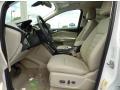 2014 White Platinum Ford Escape Titanium 2.0L EcoBoost  photo #6
