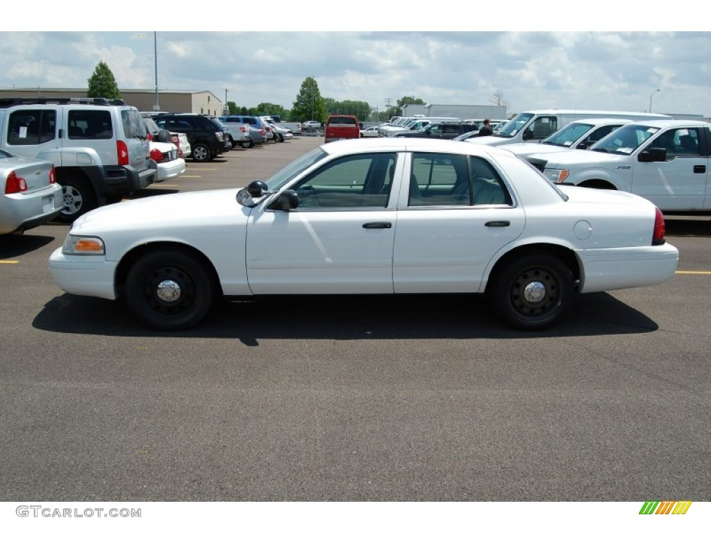 crown victoria police interceptor manual