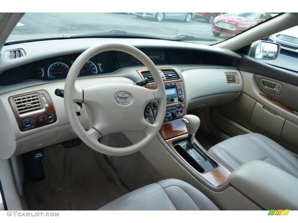 2002 Toyota Avalon Xl Interior Photos