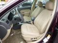 2011 Bordeaux Reserve Metallic Ford Fusion SEL V6 AWD  photo #10