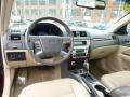 2011 Bordeaux Reserve Metallic Ford Fusion SEL V6 AWD  photo #14