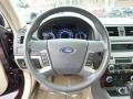 2011 Bordeaux Reserve Metallic Ford Fusion SEL V6 AWD  photo #18