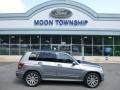 Steel Grey Metallic 2011 Mercedes-Benz GLK 350 4Matic