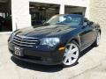 Black 2005 Chrysler Crossfire Limited Roadster