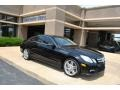 Obsidian Black Metallic - E 550 Coupe Photo No. 1