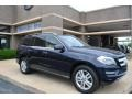 Lunar Blue Metallic 2014 Mercedes-Benz GL 350 BlueTEC 4Matic