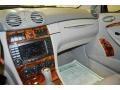 Dashboard of 2005 CLK 320 Cabriolet